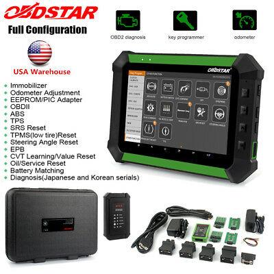 OBD2 CAR ODOMETER Correction Programming PinCode IMMOBILIZER Diagnostic  Tool Kit