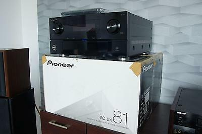 Pioneer Sc-Lx81 Dolby 7.1 Dts Hdmi Network Dlna Top Receiver