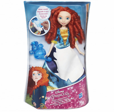 Disney Princess Merida's Magical Story Skirt Doll