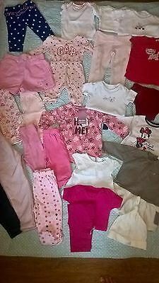 baby girls clothes big bundle bargain price 0 - 3 years 73 items