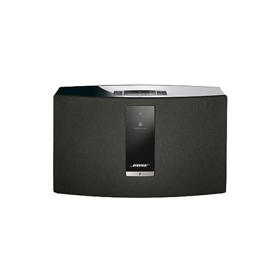 brand new sealed bose soundtouch 10 bluetooth wi fi speaker system black. Black Bedroom Furniture Sets. Home Design Ideas