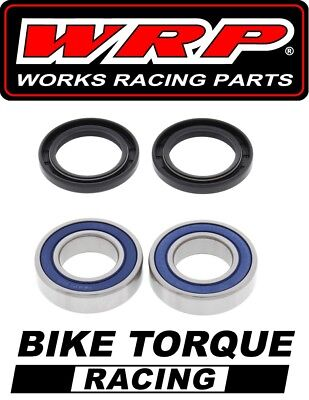Ducati 600 Monster 2001 WRP Front Wheel Bearing Kit