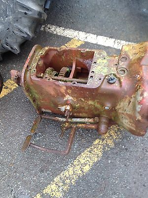 Used Gearbox Housing For Mf135 Tractor