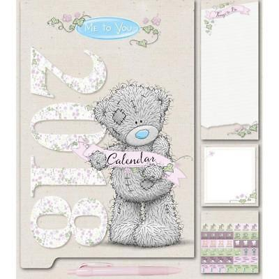 Me To You Family Household Planner 2018 Calendar Includes Lilac Pen Tatty Teddy