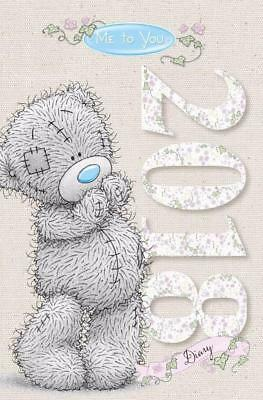 Me To You A5 Diary 2018 Week To View Tatty Teddy Bear New Gift