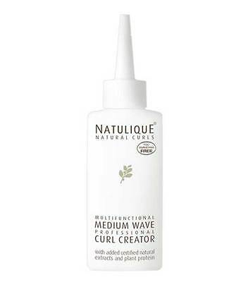 Natulique Wave Curl Creator Medium, für coloriertes Haar 95ml