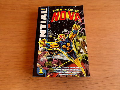 Huge Marvel Essential Graphic Novel - The Man Called Nova