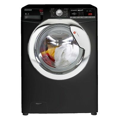 Hoover Dynamic WDXOA485ACB 8kg+5kg 1400 Spin Washer Dryer in Black