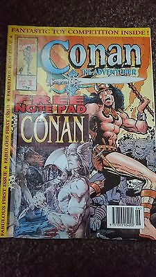 conan the adventurer issue 1. july 1994.