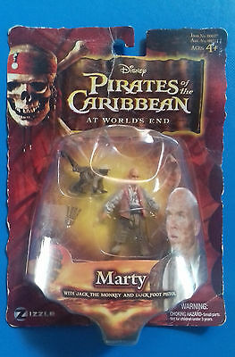 Pirates of the Caribbean At World's End Mart figure pirates des caraibes