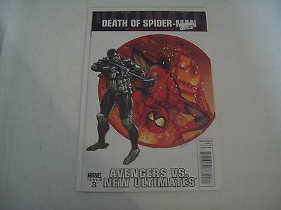 "AVENGERS vs NEW ULTIMATES #3 ""DEATH OF SPIDER-MAN"""