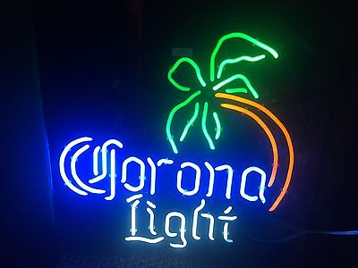 Authentic Corona Light Neon Sign