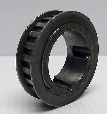 Timing Belt 24L050 Pulley For Use With Taper Bushing