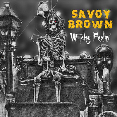 Savoy Brown - Witchy Feelin' [New CD]