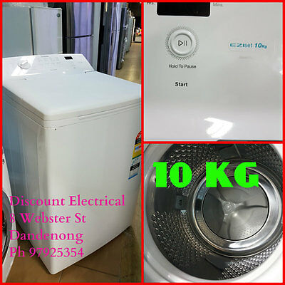 Simpson SWT1042A 10kg Top Load Washing Machine WE OPEN 7 DAYS 97925354