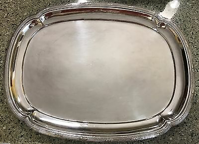 Christofle Silver Serving Tray