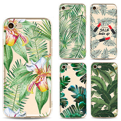 Rubber Ultra Slim Shockproof Silicone Soft TPU Case Cover For iPhone 7/7 Plus