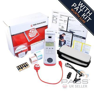 .Seaward Primetest 100 PAT Tester With FREE Accessories and Calibration!
