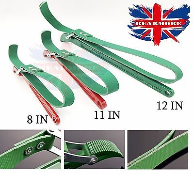 """Auto Car Oil Filter Belt Strap Wrench Spanner Hand Tool 8""""11"""" 16"""" Size Available"""