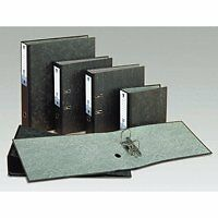Banner Lever Arch File A4 Portrait 70Mm Capacity Capacity Cloud 9400418 Pack 10