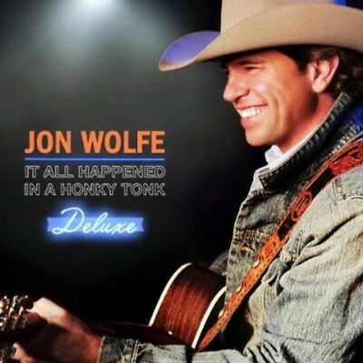 Jon Wolfe - It All Happened in a Honky Tonk [New CD] Bonus Tracks, Deluxe Editio
