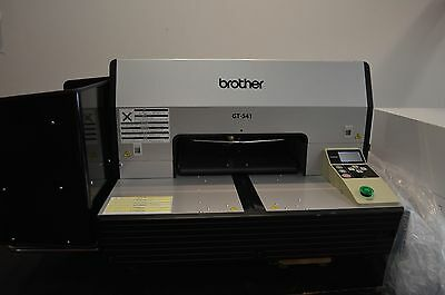 DTG Direct To Garment Brother Printer