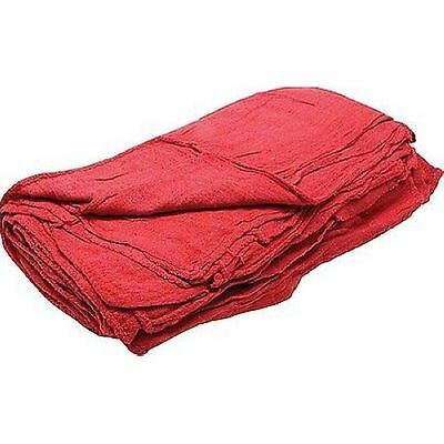 Allstar Performance 12010 Red Cloth Shop Towels 25pc