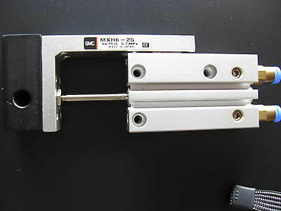 Smc Mxh6-25 Actuator - Cyl Compact Slide Tables, Pneumatic Air Linear Stage