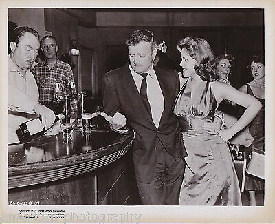 CHICAGO CONFIDENTIAL - 1957 * Brian Keith * Beverly Tyler or Phyllis Coates (?)