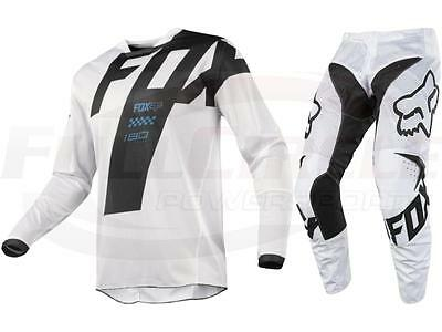 Fox Racing 180 Airline Jersey & Pant Combo Set Vented Mesh Gear Motocross MX '18