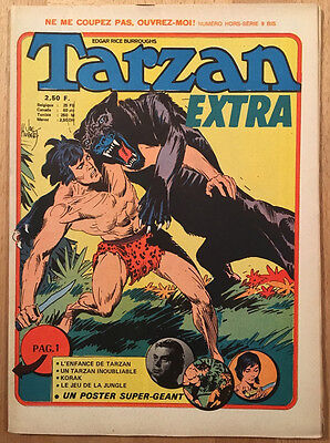 TARZAN EXTRA (Joe Kubert) - Sagédition - 1973 - NEUF