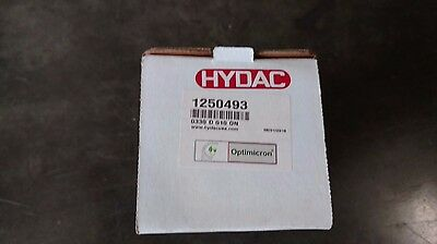 HYDAC - PN#: 1250493 Filter Element - 0330 D 010 ON - 10 Micron