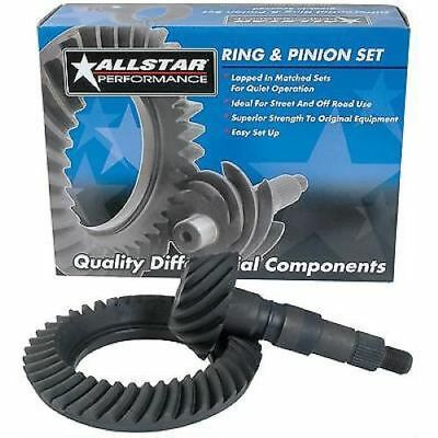 "Allstar Performance 70040 Ring and Pinion Gear 6.20:1 Ratio Ford 9"" Set"