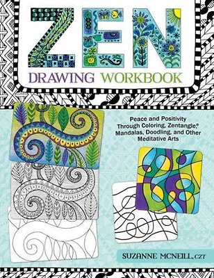 Mcneill, S-Zen Drawing Workbook  (Uk Import)  Book New