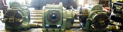 (3) 40 to 1 K & T Dividing Heads Excellent Condition Kearney & Trecker Milwaukee