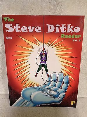 The Steve Ditko Reader Vol. 2,  SC 2004 By Pure Imagination Publishing, NYC.