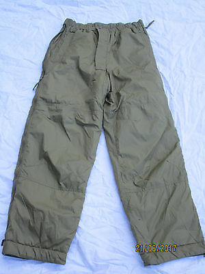 Trousers Thermal,PCS,Light Olive,Thermo Hose, Gr. 70/70 (Small)