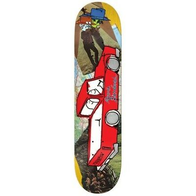 Krooked Ronnie Tore Up Deck 8.25