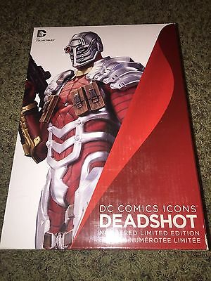 Dc Comics Icons Deadshot Numbered Limited Edition 48 Of 5200