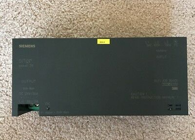 Siemens Sitop Power 6Ep1 436-2Ba00 20 Power Supply