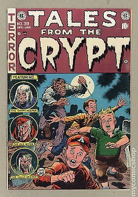 Tales from the Crypt (1950 E.C. Comics) #39 VG 4.0