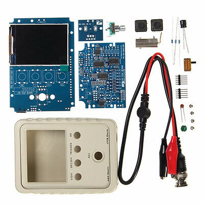 DS0150 15001K DSO-SHELL DIY Digital Electronic Oscilloscope Kit With Housing AU