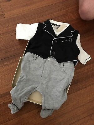Baby Armani Authentic Size 3M Brand New