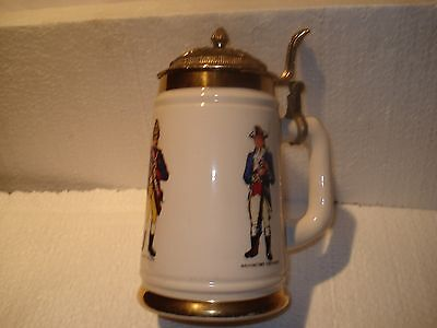 Janky doodle musical stein
