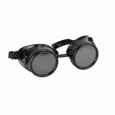 Brand New Steampunk Industrial 50Mm Welding Cup Goggles # 5 Shade Lenses