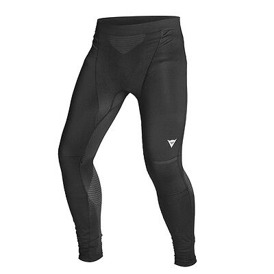Dainese D-Core No Wind Dry LL Black / Anthracite Base Layer Trouser All Sizes