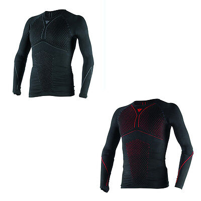 Dainese D-Core Thermo LS Moto Motorcycle Tee Base Layer All Colours & Sizes