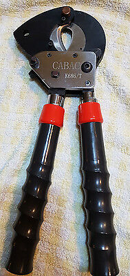 Cabac K686/T Cable Cutter