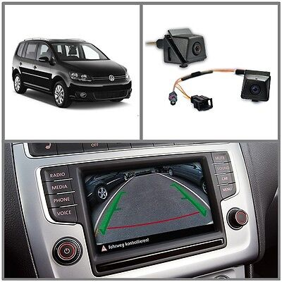 volkswagen touran discover media pro composition media. Black Bedroom Furniture Sets. Home Design Ideas