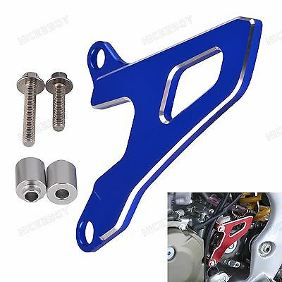 CNC Front Sprocket Cover Guard for Yamaha YZ250F 01-13 YZ250X 16-18 WR250F 01-14